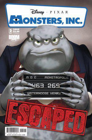 Смотреть Университет монстров (2013) онлайн